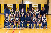 St. Paul's Como Girls Basketball Team